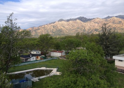 Camping y Pedriza