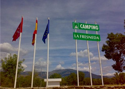 entrada banderas
